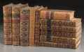 Other, An Assorted Group of Eleven Decorative Leatherbound Books. ... (Total: 11 Items)