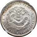 China:Kwangtung, China: Kwangtung. Kuang-hsü 50 Cents ND (1890-1905) MS61 NGC,...