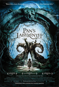 """Pan's Labyrinth (PictureHouse Entertainment, 2006). One Sheet (27"""" X 40"""") DS. Fantasy"""