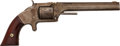 Handguns:Single Action Revolver, Smith and Wesson Model No. 2 Army Revolver....