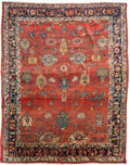 Rugs & Textiles:Carpets, A Mahal Carpet, Central Persia, circa 1920. 10 feet 10-1/2 in. longx 8 feet 6 in. wide. ...