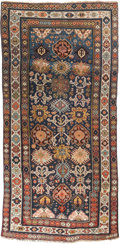 Rugs & Textiles:Other , A Russian Karabaugh Rug, circa 1910. 10 feet 10-1/2 in. long x 5feet 8-1/2 in. wide...