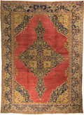 Rugs & Textiles:Carpets, A Mahal Carpet, Central Persia, circa 1910. 14 feet 8 in. long x 10feet 10 in. wide. ...