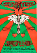 Music Memorabilia:Posters, Grateful Dead - 2nd Annual Grope For Peace Straight Theater PosterAOR-2.230 (1967)....