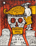 Music Memorabilia:Posters, Grateful Dead/Quicksilver Messenger Service Panther Hall ConcertPoster (Middle Earth Productions, 1970). ...