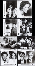 """Movie Posters:Comedy, Airplane! & Other Lot (Paramount, 1980). Photos (19) (8"""" X10""""), Color Slides (10). Comedy.. ... (Total: 22 Items)"""