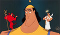 Animation Art:Limited Edition Cel, The Emperor's New Groove Kronk Exclusive Limited Edition Cel#49/81 (Walt Disney, 2000). ...