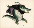 Animation Art:Concept Art, Fantasia Ben Ali Gator Concept Drawing (Walt Disney,1940)....