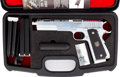 Handguns:Semiautomatic Pistol, Cased Arsenal Firearms AF2011 Dueller Prismatic Semi-AutomaticPistol....