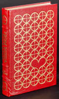 """Movie Posters:James Bond, From Russia with Love by Ian Fleming (Easton Press, 1990). FirstEdition Hardcover Book (253 Pages, 6"""" X 9"""" X 1.25""""). James ..."""