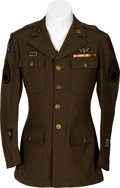 Militaria:Uniforms, WWII 14th Army Air Force Combat Photographer Service Jacket....
