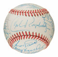 Autographs:Baseballs, 1988 Baltimore Orioles Team Signed Baseball. ...