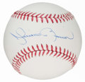 Autographs:Baseballs, Mariano Rivera Single Signed Baseball, PSA/DNA Mint+ 9.5 Rating!...
