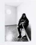 Music Memorabilia:Photos, Photograph Of PigPen From The Grateful Dead By Bob Seidemann(1967)....