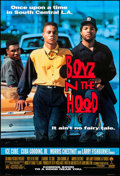 "Movie Posters:Black Films, Boyz N the Hood & Other Lots (Columbia, 1991). One Sheets (2)(27"" X 41"") DS Advance. Black Films.. ... (Total: 2 Items)"