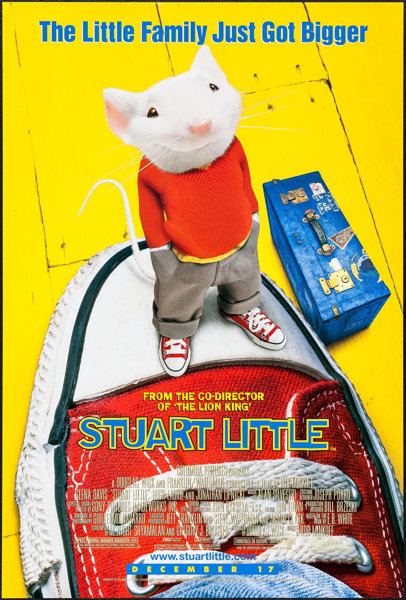 Stuart Little Others Lot Columbia 1999 One Sheets Lot 53357 Heritage Auctions