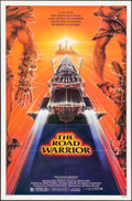 "Movie Posters:Science Fiction, The Road Warrior (Warner Brothers, 1982). One Sheet (27"" X 41"") Style A. Science Fiction.. ..."