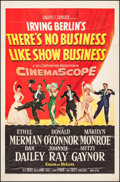"Movie Posters:Musical, There's No Business Like Show Business (20th Century Fox, 1954). One Sheet (27"" X 41""). Musical.. ..."