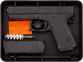 Handguns:Semiautomatic Pistol, Cased Glock Model 19 Semi-Automatic Pistol....