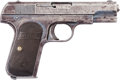 Handguns:Semiautomatic Pistol, Colt Model 1903 Hammerless Semi-Automatic Pistol Taken From RaymondHamilton, Member of the Notorious Barrow Gang.... (Total: 2 )