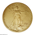 Proof Saint-Gaudens Double Eagles: , 1911 $20 PR68 NGC. Even though the official mintage for matte proofs of this year was 100 pieces, this figure is really not...