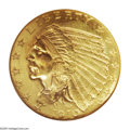 """Early Proof Sets: , 1910 """"Roman Gold"""" Proof Set NGC. Matte proofing was introduced to United States coinage in 1908. Reaction by the collecting ... (Total: 4 Coins)"""