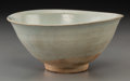 Asian:Chinese, A Chinese Qingbai Terracotta Bowl, Song Dynasty, circa 960-1279.3-1/4 inches high x 7-1/4 inches diameter (8.3 x 18.4 cm). ...