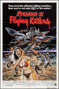 "Movie Posters:Horror, Piranha II: Flying Killers & Other Lot (Columbia, 1981). International One Sheet (27"" X 41"") & Australian Daybill (13"" X 29.... (Total: 2 Items)"