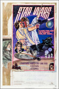 "Movie Posters:Science Fiction, Star Wars (20th Century Fox, 1977). One Sheet (27"" X 41"") Style D. Science Fiction.. ..."