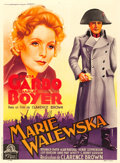 "Movie Posters:Drama, Conquest (MGM, 1937). French Grande (44.5"" X 60.5"") Roger SoubieArtwork.. ..."