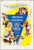 "Movie Posters:Animation, Song of the South (Buena Vista, R-1956). One Sheets (2) Identical(27"" X 39""). Animation.. ... (Total: 2 Items)"