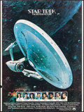 "Movie Posters:Science Fiction, Star Trek: The Motion Picture (Paramount, 1979). Trimmed BritishDouble Crown (18"" X 24""). Science Fiction.. ..."