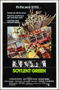 """Movie Posters:Science Fiction, Soylent Green (MGM, 1973). One Sheet (27"""" X 41""""). Science Fiction.. ..."""