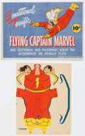 Premiums:Radio, Captain Marvel, Tom Mix, Roy Rogers, Little Orphan Annie, and Others - Radio/TV/Toy Premiums Group of 10 (various, c. 1930-50s... (Total: 10 Original Art)