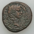 Ancients:Judaea, Ancients: JUDAEA. Tiberias. Trajan (AD 98-117). Æ 24mm (8.86 gm)....