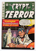 Golden Age (1938-1955):Horror, Crypt of Terror #19 (EC, 1950) Condition: Apparent VG+....