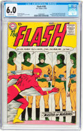 Silver Age (1956-1969):Superhero, The Flash #105 (DC, 1959) CGC FN 6.0 Off-white pages....