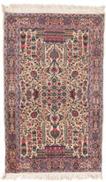 Rugs & Textiles:Carpets, A Kerman Rug, Southeast Persia, circa 1920. 6 feet 8 in. long x 3feet 10-1/2 in. wide. PROPERTY FROM A PASADENA, CA ESTAT...