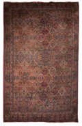 Rugs & Textiles:Carpets, A Kerman Carpet, Southeast Persia, circa 1930. 18 feet 3 in. long x11 feet 4-1/2 in. wide. PROPERTY FROM A PASADENA, CA E...