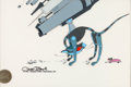 Animation Art:Production Cel, Stay Tuned Animated Sequence Production Cel (ChuckJones/Fox, 1992). ...