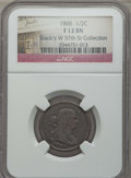 1806 1/2 C Small 6, No Stems Fine 12 NGC. Ex: Stack's W 57th St Collection. NGC Census: (0/0). PCGS Population: (14/716)...