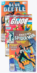 Modern Age (1980-Present):Miscellaneous, Comic Books - Modern Age Comics Group of 18 (Various Publishers, 1981-90) Condition: Average VF.... (Total: 18 Comic Books)