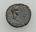 Ancients:Judaea, Ancients: MYSIA. Pergamum. C. & L. Caesar (ca. 12 BC- AD 2). AE18 mm (3.82 gm). VF....