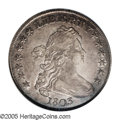 Early Dollars: , 1803 $1 Small 3 XF45 NGC. B-1, BB-251, R.3. This is the 1803 Small3 type, with a thin top to...