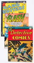 Golden Age (1938-1955):Miscellaneous, Comic Books - Assorted Golden and Silver Age Comics Group of 9 (Various Publishers, 1945-64).... (Total: 9 Comic Books)
