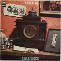 Music Memorabilia:Recordings, Idle Race Time Is Stereo LP (UK - Regal Zonophone/EMI SLRZ1017, 1971)....