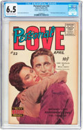 Golden Age (1938-1955):Romance, Personal Love #32 Frank Frazetta Copy (Famous Funnies Publications,1955) CGC FN+ 6.5 Cream to off-white pages....
