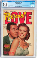 Golden Age (1938-1955):Romance, Personal Love #24 Frank Frazetta Copy (Famous Funnies Publications,1953) CGC FN+ 6.5 Cream to off-white pages....