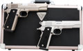 Handguns:Semiautomatic Pistol, Cased Lot of Two Para-Ordnance P14-45 Semi-Automatic Pistols....(Total: 2 Items)