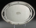 Silver & Vertu:Hollowware, An International Silver Co. Sterling Serving Tray, Meriden, Connecticut, first half 20th century. Marks: INTERNATIONAL, ...